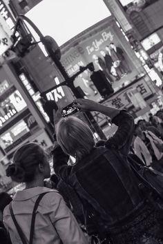 at neer Shibuya station , Tokyo Japan
