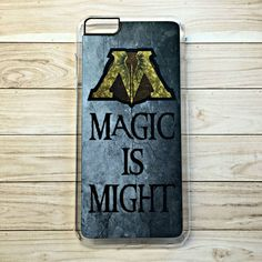"Handmade ""Harry Potter"" Inspired ""Ministry of Magic"" Case"