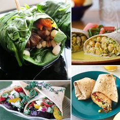Roll With It: 16 Healthy Wrap Recipes