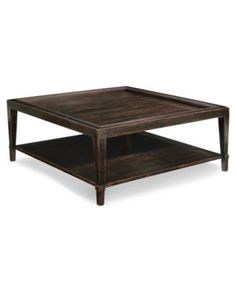Bastille Table, Square Coffee Table