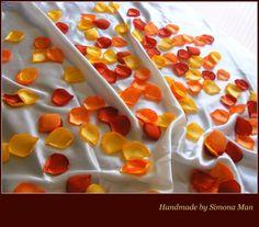 petale artificiale, petale trandafir, petale nunti, petale evenimente, petale Cluj, petale satin, petale multicolore, petale handmade, petale la comanda,