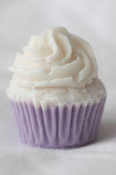Black Raspberry Vanilla Cupcake Soap – Wild Daisy