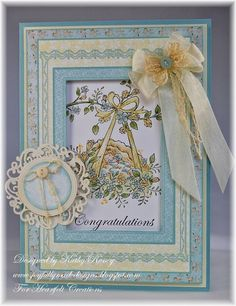 Sweet Lullaby Congratulations by rosekathleenr - Cards and Paper Crafts at Splitcoaststampers