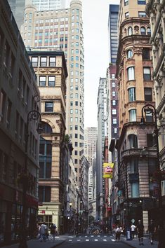 NYC (by Julia Yusupov) OMG I LIVED HERE ON THIS STREET THE PAST TWO SUMMERS IM DYING