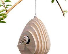 BIRD HOUSE, nest van de vogel, Medium Size