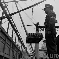On Oct. 27, 1947, thousands of caskets were unloaded from a ship in New York. The bodies of U.S. soldiers from the European theater.
