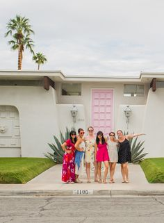 Oh Joy Team Trip Palm Springs