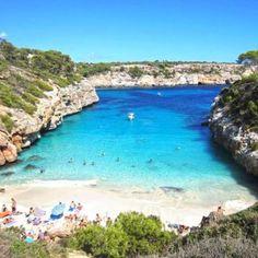 Playa del Mago Beach Mallorca