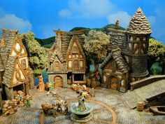 medieval town - Google Search