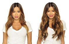 Dollface by Jules - BLOG LOVE - Clip-In Hair Extensions
