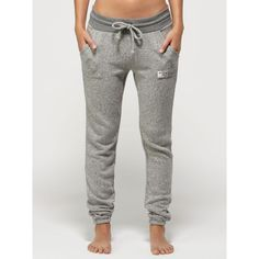 Quiksilver Freeport Sweat Pants (51 CAD) ❤ liked on Polyvore featuring activewear, activewear pants, quiksilver, sweat pants and logo sportswear