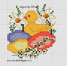Embroidered painted: My patterns Butterfly Cross Stitch, Cross Stitch Rose, Cross Stitch Baby, Cross Stitch Charts, Cross Stitch Patterns, Cross Stitching, Cross Stitch Embroidery, Cross Stitch Collection, Easter Cross