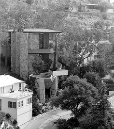 Wolff House | Los Angeles, California | John Lautner
