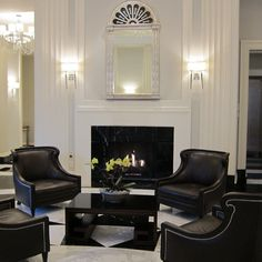 Atlanta's Mansion on Peachtree is a wonderful place for a city getaway