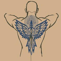 Raving Mad: Back Tattoo. Send to Ced Raving Mad: Back Tattoo. Send to Ced Dr Tattoo, Norse Tattoo, Celtic Tattoos, Viking Tattoos, Snake Tattoo, Viking Tattoo Design, Back Tattoos, Future Tattoos, Body Art Tattoos