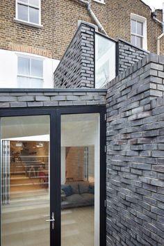 The Brick House by Fraher Architects