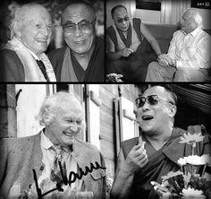 El Dalai Lama: amigo y aprendíz de los nazis