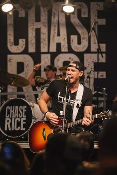 chase rice.