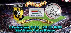 Prediksi Vitesse vs Ajax, Dari pertandingan ajang laga liga Belanda pekan 20 akan mempertemukan Vitesse yang akan menghadapi Ajax
