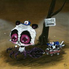 Martin Hsu - Crabby Bear Cubs