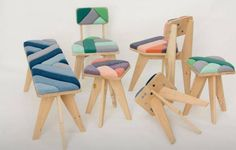 Upholstery patterns