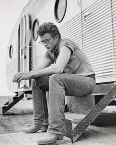 James Dean #JamesDean #classic #hollywood