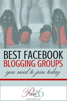 Best Blogging Facebook Groups to join today @pixel26dotcom  Tons of great ideas to boost your blog.  Tools, tips and tricks to build a profitable blog. #bloggingtips #blogtools PIN NOW!! www.Pixel26.com
