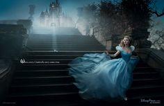 4. Love the pic of Scarlett Johansson as Cinderella for Disney Parks #newfantasyland #momselect