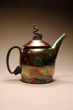 raku pottery works - Ryan Peters