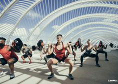 BODYPUMP™ is a barbell workout for anyone looking to get lean, toned and fit – fast. Using light to moderate weights with lots of repetition Les Mills, Get Lean, Major Muscles, Fast Workouts, Fitness Photos, Class Schedule, Muscle Tone, Pilates, Muscle Groups
