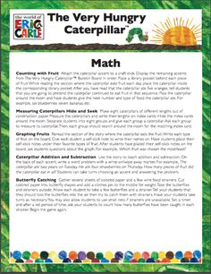 Is your class studying the life cycle of butterflies? Infuse the spirit of the season all the way into math class with these activities inspired by The Very Hungry Caterpillar! Butterfly Life Cycle, Very Hungry Caterpillar, Math Class, Spring Fever, Spring Is Here, Life Cycles, Craft Stick Crafts, All The Way, The Life