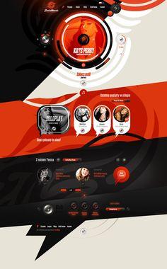 Fenix Music #webdesign, #design, #responsivedesign, #website, #ux, #ui, #mobile, responsive design, web design #userinterface #app #gui