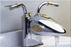 Harley Davidson faucet Roth for Tyson? Harley Davidson faucet Source by The post Roth for Tyson? Harley Davidson faucet appeared first on Susannah Kenny Interiors. Harley Davidson, Davidson Bike, Motorcycle Men, Chopper Motorcycle, Motorcycle Style, Motorcycle Man Cave Ideas, Motorcycle Images, Motorcycle Touring, Classic Motorcycle