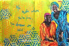 Your Dreams Are Valid - Art Journal