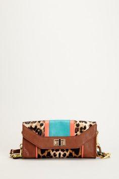 Delaney Clutch and Crossbody Handbag