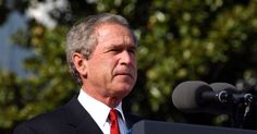"""Obama could learn a thing or two from George W. Bush when it comes to dealing with radical Islamic terrorists. At a speaking engagement at the University of Mary Hardin–Baylor, Bush called the most recent barbaric acts of ISIS exactly what they are: evil. """"Evil is... #evil #georgebush #isis"""