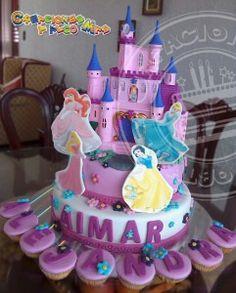 nice Fotos de tortas Princesita Sofía #imagenesdeamor