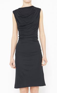 Tuleh Black Dress | VAUNTE size M, $200, down from $1500. js