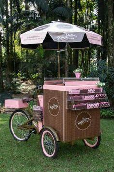 ideas food truck ideia for 2019 Food Trucks, Food Cart Design, Food Truck Design, Mobile Cafe, Mobile Shop, Coffee Carts, Coffee Shop, Bike Coffee, Coffee Van