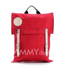 $11.59 Lovely and Stylish Casual Street Fashion Canvas Backpack