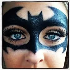 kinderschminken batman motiv kindergarten ideen pinterest face painting designs and face. Black Bedroom Furniture Sets. Home Design Ideas