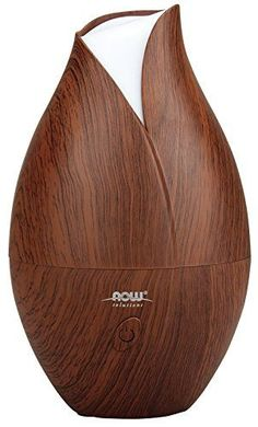 Now+Foods+Ultrasonic+Wood+Grain+Oil+Diffuser