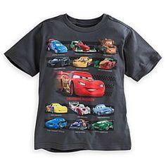 Cars Tee for Boys