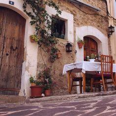 Estellencs, Estellencs, Spain - Estellencs is a charming mountain...
