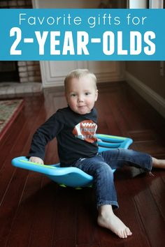 Toddler Approved!: Favorite Gifts for 2 Year Olds