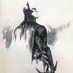 Batman by Clayton Crain