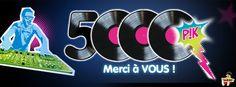 Cover #5000fans #HariboPik #atnetplanet