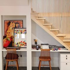 Under Stairs Storage Design, Pictures, Remodel, Decor and Ideas - page 3