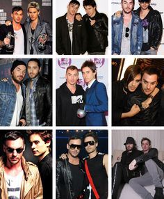 The brothers Leto <3 <3