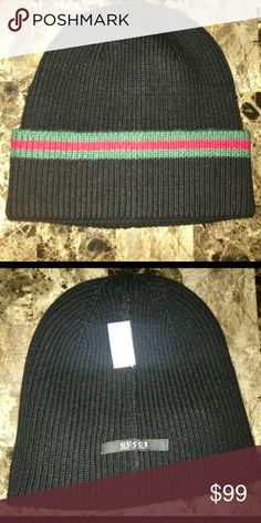 28e9c916b Gucci Beanie Hat Never worn Gucci Beanie Fast Shipping within 1 day! Offers  Welcome 😀 Gucci Accessories Hats